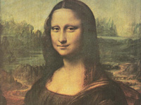 Mona Lisa era vizinha do Leonardo