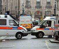 Carro-bomba em Londres