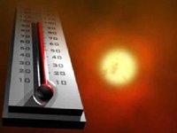 Temperaturas recorde na Rússia