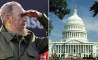 Bom Senhor protege Fidel Castro