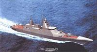 Salão Naval Internacional vende corveta de nova geração