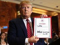 O balanço e as perspectivas de Donald Trump. 27827.jpeg