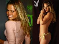 Natália Casassola prestes a ser lançado para a Playboy
