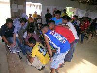 Mulheres indígenas na Colômbia exigem o fim da violência sexual. 32831.jpeg