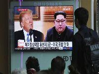 Trump diz que o líder norte-coreano pode enfrentar o mesmo destino que Gaddafi. 28832.jpeg