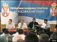 Rússia elogia a formação do parlamento sérvio de Kosovo