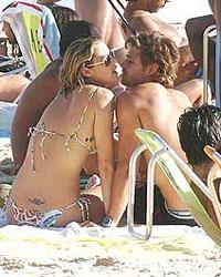 Luana Piovani e Dado Dolabella teriam reatado o namoro
