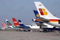 Aeroporto internacional de São Paulo lotado quinto dia concecutivo