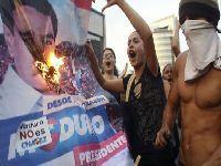 Grupo de ultra-direta esfaqueia e queima vivo outro jovem venezuelano. 26842.jpeg