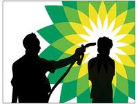 Graves consequências do derrame de BP