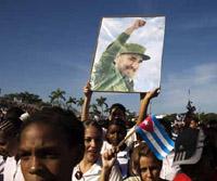 Fidel Castro prepara a evaquação da sua família