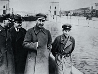Alexander Shorin e Stalin: entre o som e o silêncio