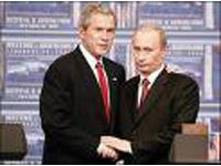 Putin estabelece base de parceria estratégica