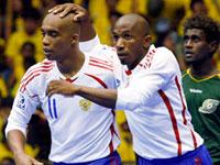 Rússia goleia seleção das Ilhas Salomão por 31 gols, a maior goleada da história