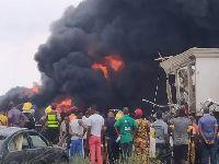 Explosão de oleoduto na Nigéria causa 15 mortes. 32856.jpeg