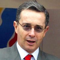 Uribe pela primeira vez quer falar com as  Farc