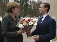 Rússia e Alemanha mais próximos