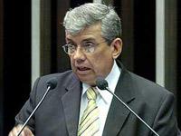 Lula promove Garibaldi Alves ao cargo do presidente do Senado