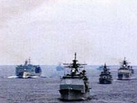 Motivos da IV Frota dos EUA voltar a patrulhar as águas da América Latina