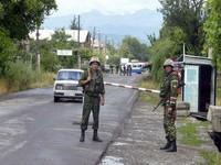 3 mortos em ataque contra Ossétia Sul