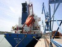 Arctic Sea: Foi pirataria