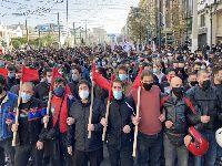 Estudantes gregos denunciam plano de «militarização» das universidades. 34861.jpeg