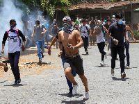 Comissão mista apela ao fim da violência da Nicarágua. 28866.jpeg