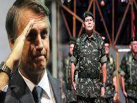 Diplomacia 'imprudente' de Bolsonaro pode custar caro ao Brasil, diz cientista político. 29868.jpeg