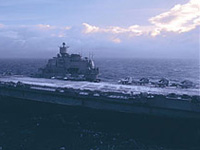 Marinha russa resume patrulhas