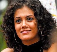 Mais uma eliminada do Big Brother Brasil 7