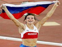 Elena Isinbayeva quebrou o recorde mundial duas vezes