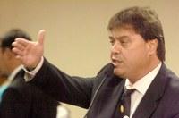 Gim Argello (PTB) Suplente de Roriz assumirá mandato