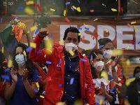 A esquerda está de volta no Equador e promete uma