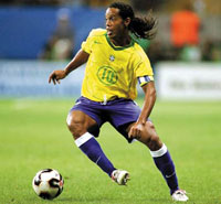 Ronaldinho diz que voltará a ser o número um