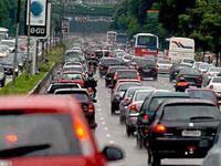 Nesse feriado 900 mil veículos ou mais seguirão para o Litoral e Interior