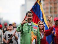 Venezuela está livre do 'ministério das colônias dos EUA', diz Maduro sobre saída da OEA. 30888.jpeg