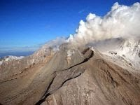 Shiveluch: O vulcão mais ativo no Estremo orienta da Rússia