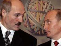 Putin será eleito o presidente do Estado Confederativo da Rússia e Bielorússia