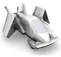 Carro voador custará 148  mil dólares
