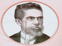 Retrato de Machado de Assis quando jovem