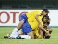 Seleção Brasileira nas semifinais do Mundial Feminino