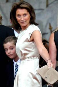 Cecilia ex-Sarkozy se casa este domingo