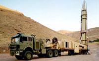 Irã realiza o lançamento de vários mísseis