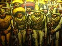 A arte para o povo: pinturas em murais eternizaram heróis da revolução mexicana