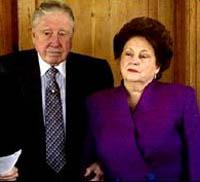 Viúva de Pinochet não vão receber pensão