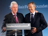 Medalha da Liberdade para Blair: Tão previsível como foi nojento