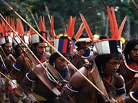 Índios Cintas-Largas sequestraram comissário espanhol da ONU
