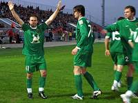 Rubin infeliz: FC Kobenhavn 1 FC Rubin Kazan 0