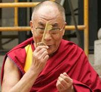 China acusa o Dalai Lama