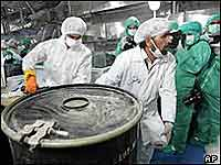 Irã pode parar enriquecer urânio
